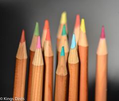 Pastels (Flip the Script) Tags: macromondays pastels pastel color colours bokeh lighting pencil pencils minimal abstract product crayon