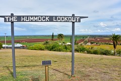 Getting to high ground. (John from Brisbane) Tags: lookout thehummock bundaberg