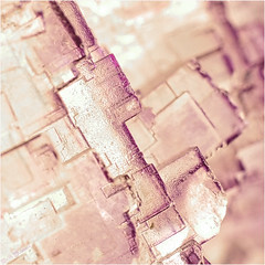 The Cubic Nature of Pastel | When Borg Dream... (Silke Klimesch) Tags: macromonday pastel hmm 11 squareformat cubes squares fluorescent fluorite purple rose white pastelcolours mineral halidemineral hexoctahedral fluorit pastellfarben flussspat lila rosa weis fluorine fluorita fluoriet fluorină 蛍石 флюорит пасте́ль borg startrek resistanceisfutile quadratischpraktischgut macro bokeh extensiontubes extremecloseup dof makrofotografie zwischenringe makro olympus omd em5markii mzuikodigitaled60mm128macro luminar3 microfourthirds borgcube caf2 calciumfluorid
