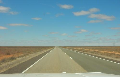 Heading Back South