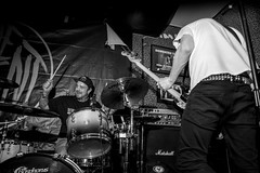 Lâche (morten f) Tags: lâche hardcore band set list setlist 2019 oslo enga pub rise against cancer konsert concert trodheim norge norway