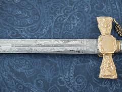 (ampersandyslexia) Tags: harrywatkins moran sword