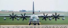 KC-130J Hercules (ViharVonal) Tags: lhbp ferihegy aviation fly kc130 hercules spotters nikon tamron photography
