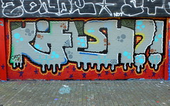 Schuttersveld (oerendhard1) Tags: graffiti streetart urban art rotterdam oerendhard crooswijk schuttersveld kifesh