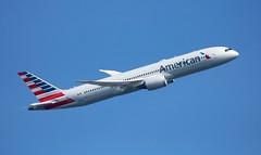 N834AA Boeing 787-9 40653/667 American (howtrans38) Tags: n834aa boeing 7879 american