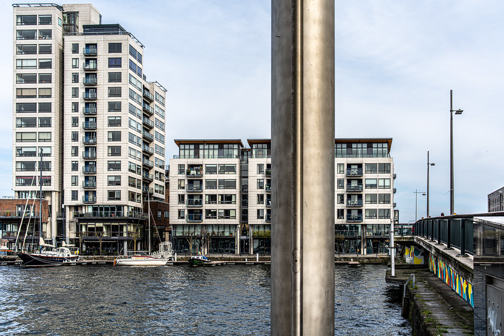 GRAND CANAL SQUARE AND NEARBY [DUBLIN DOCKLANDS]-151607