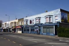 William Morris, Forest Road, Walthamstow (London Less Travelled) Tags: uk unitedkingdom britain england london eastlondon city urban suburb suburban suburbia outskirts walthamstow walthamforest pub shop shops williammorris