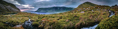 UNSTAD (R||IN) Tags: beach lofoten landscape nature explore gooutside exploremore blue green thegreatoutdoors mountain creek hill ocean clouds sunset midnightsun norway