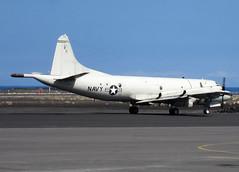 US Navy Lockheed P-3C Orion (BayAreaA380Fan Photography) Tags: keaholekonaintlairport koa phko hawaiianairlines southwestairlines alaskaairlines boeing 737 717 boeing737 boeing717 boeing767 767 unitedairlines nevadaone