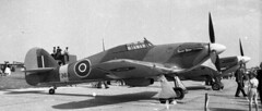 Hurricane LF363 RAF Photo's by Alf Jefferies (Photos by Alf Jefferies) Tags: aircraft hurricane lf363 photos by alf jefferies mydadsoldphotos airshow raf people