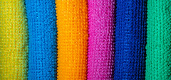 Colour of cloth. (CWhatPhotos) Tags: cwhatphotos camera photographs photograph pics pictures pic picture image images foto fotos photography artistic that have which contain flickr olympus prime lens view micro fibre fiber microfiber cloth microfibre color colors colour colours vivid pile macro closeup close up