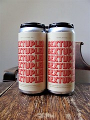 Sextuple (knightbefore_99) Tags: local bc beer cerveza barley malt hops can craft awesome pivo double triple tripel belgian sextuple vancouver eastvan art dageraad