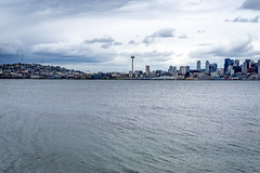 (temaher) Tags: sony a7m3 puget sound seattle spaceneedle pacificnorthwest washington weather cloudy