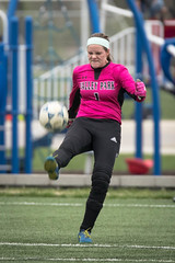 VPHS Girls Varsity Soccer | Goalkeeper | #1 Anita Kraus (bspawr) Tags: spring bspawrphotography varsity ball hawks valleypark bspawr cleats highschool mo girls girlssoccer stlouis soccer athlete vphs 2019 sports field