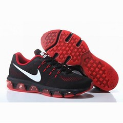 Donne Nike Air Max Tailwind Dark Rosso Nero Bianca (calzature2018) Tags: nike air max tailwind