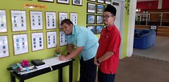 Kunjungan hormat Pengarah Pejabat Hutan Daerah Johor Timur (galeriphotoilpmersing2019) Tags: kunjungan hormat pengarah pejabat hutan daerah johor timur en mohd saman b sanget ke ilp mersing pada 14042019 ahad ucapan ribuan terima kasih atas kesudian ini