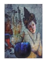 DreamTime (jimlaskowicz) Tags: jimlaskowicz dark vintage impressionistic textures painterly art whimsical surreal night dream