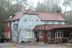 The Bat and Ball Wrecclesham Surrey UK (davidseall) Tags: the bat ball pub pubs inn tavern bar public house houses wrecclesham surrey uk gb british english