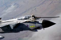 cal31ref4 (TinyB1312) Tags: raf tornado calgary canada refuel 2002 31sqn