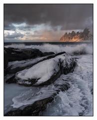 Tungeneset Sunset (shaunyoung365) Tags: norway senja tungeneset sunset waves seascape landscape sonya7riii sonyalpha