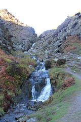 IMG_1883 (Simon M Hendry) Tags: unitedkingdom cardingmillvalley longmynd shropshire shropshirehills water trail track path hills waterfall winter england