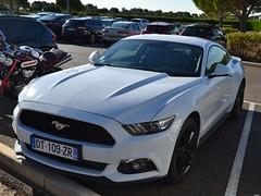 FORD Mustang Coupé - 2015 (SASSAchris) Tags: ford mustang coupé voiture américaine 10000 tours castellet circuit ricard