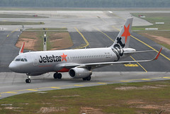 Jetstar Asia Airbus A320-232(WL) 9V-JSR Sharklets (EK056) Tags: jetstar asia airbus a320232wl 9vjsr sharklets kuala lumpur international airport
