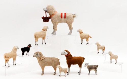 Sheep with stand ($212.80)