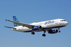N593JB (afellows80) Tags: airbus a320 jetblue lga laguardia newyork n593jb