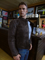 Steve Rogers (Blondeactionman) Tags: hottoys avengers captain america steve rogers ammoarms onesixth onesixthscale 16 dollphotography diorama