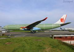F-WWCO Airbus A330 Neo Thai Lion Air (@Eurospot) Tags: fwwco airbus a330 neo a330900 toulouse blagnac 1933 thailionair
