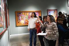 LRG_DSC08376 (Taller Puertorriqueño, Inc.) Tags: tallerpuertorriqueño artexhibition art event paintings