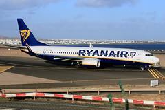 2019-02-02 ACE EI-GJJ B738W RYANAIR- (mr.il76) Tags: ace airports flughafen flugzeuge max8 neos lanzarote luftfahrt boeing airbus atr72