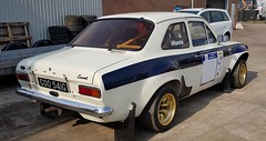Ford Escort Mk1 (Kenny Moore 63) Tags: ford escort rallycar