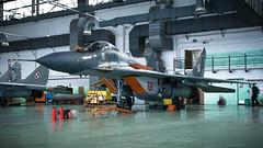 MIG-29A (kamil_olszowy) Tags: mig29a fulcrum fighter 912a polish air force siły powietrzne rp 66 hangar 22blt epmb malbork миг29а ввс польши