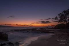 Secret Cove -Pa'ako Beach (Freshairphotography by Janis Morrison) Tags: secretcove secretcovemaui paakobeach beach maui mauihawaii ilovemaui mauisunset afterglow longexposure hawaii hawaiiansunset palmtrees pacificocean serene calm peaceful sunset eveninglight light naturesart ocean