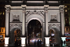 Marble Arch (CoasterMadMatt) Tags: hydepark2018 hydepark hyde park marblearch marble arch arches archway cityofwestminster westminster londonboroughs london2018 london building structure architecture londonlandmarks landmark landmarks city cities englishcities citiesinengland capitalcityofengland capitalcity capital southeastengland southeast england britain greatbritain unitedkingdom gb uk europe december2018 autumn2018 december autumn 2018 coastermadmattphotography coastermadmatt photos photography photographs nikond3200 illuminated illumination atnight litup lights inthedark nighttimephotography
