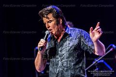 Elvis vive de Greg Miller. (javiercamporbin) Tags: madrid concierto gregmiller elvis teatrofigaro