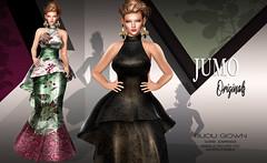 BijouGown (junemonteiro) Tags: jumo originals chic gown glamour maitreya belleza slink