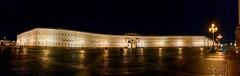 General Staff Building (Zunkkis) Tags: stpetersburg generalstaffbuilding palacesquare russia night panorama
