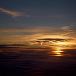 Sunset With Multiple Layers thumbnail