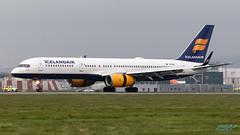 TF-ISK B757-223 Icelandair (kw2p) Tags: aircraft airlineoperator airport aviation b757223 boeing egpf icelandair tfisk airline aeroplane airplane kw2p gaaec glasgowairport egpfgla scotland