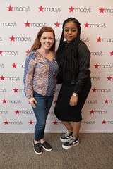 2019_SPEV_NYC Legacy Mentors Trip_AllRichImages 126 (TAPSOrg) Tags: taps tragedyassistanceprogramforsurvivors specialevent legacymentor newyorkcity newyork nyc experience 2019 military allrichimages sponsor macys indoor vertical women posed