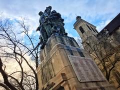 Monument aux morts de 1870, Figeac