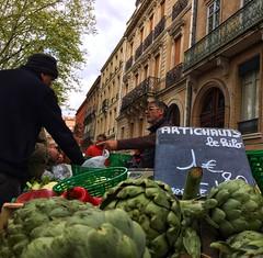 Farmer's Market, Toulouse