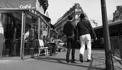 Cafe, Rue Gay-Lussac