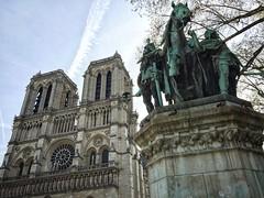 Charlemagne et ses Leudes, Notre-Dame
