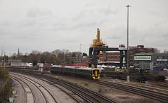 158953 Millbrook 05/04/2019 (Flash_3939) Tags: 158953 class158 dmu dieselmultipleunit gwr greatwesternrailway millbrook mbk 1o98 station fosw rail railway train uk april 2018