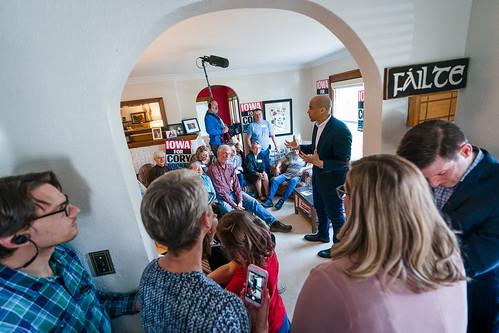 Nevada, Iowa House Party