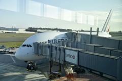 5814.jpg (laba laba) Tags: airbus a380 airfrance jet aircraft airliner jumbojet